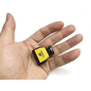 CADDX Turbo F1 1/3 CMOS 2.0mm 1200TVL NTSC/PAL Commutable 16:9/4:3 Mini FPV Caméra Jaune/vert/Rose Pour RC Modèle Multicopter