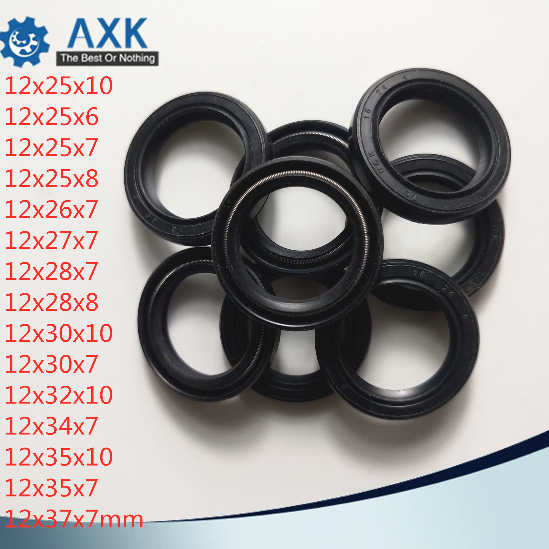 34 x 52 x 10 mm TC Oil Seal