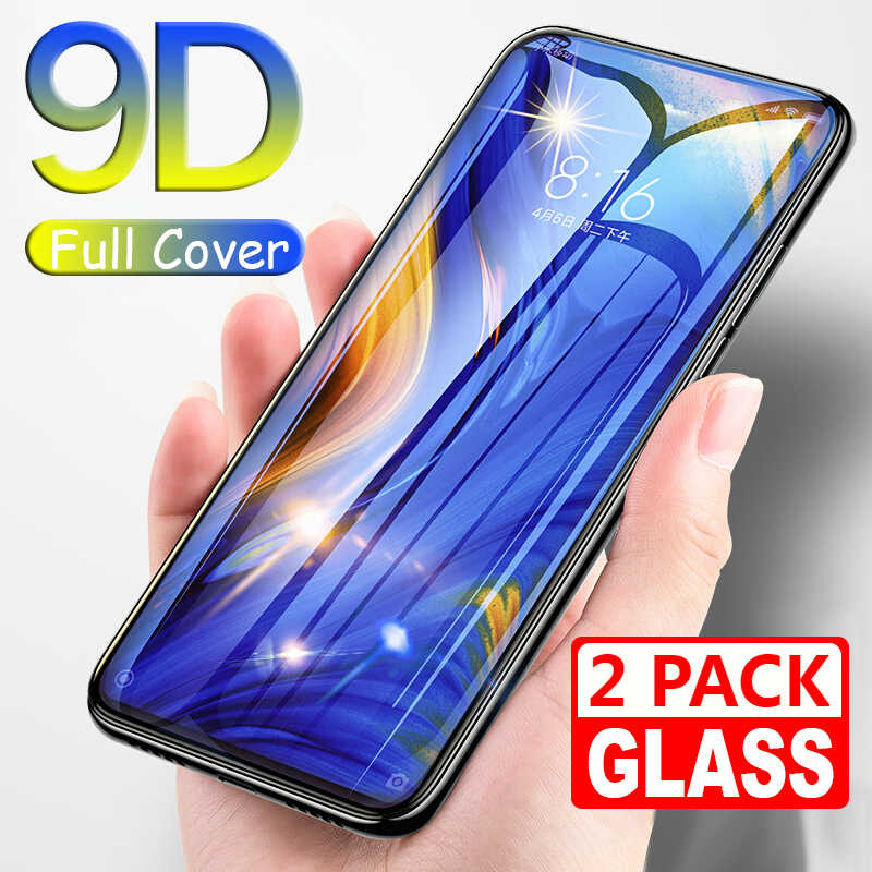 for xiaomi Mi9 SE 9X 9T Pro glass Fully covered protective film for Xiaomi A2 Lite 5X A1 6X Mi8 Lite tempered glass Pocophone F1