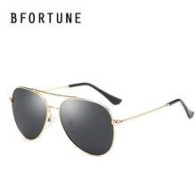 BFORTUNE Piloto gafas de Sol Polarizadas de La Vendimia Marca Mujeres Hombres Moda Gafas de Sol de Marca Oculos Feminino Lentes De Sol Gafas de Mujer