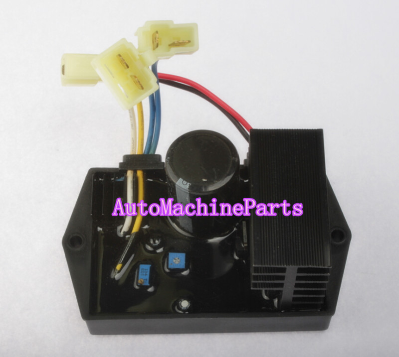 GFC9-3A2G AVR Automatic Voltage Regulator 3 Phase GTDK AVR Generator Parts free shipping gtdk gfc9 3a7g avr automatic voltage regulator three phase gasoline generator parts