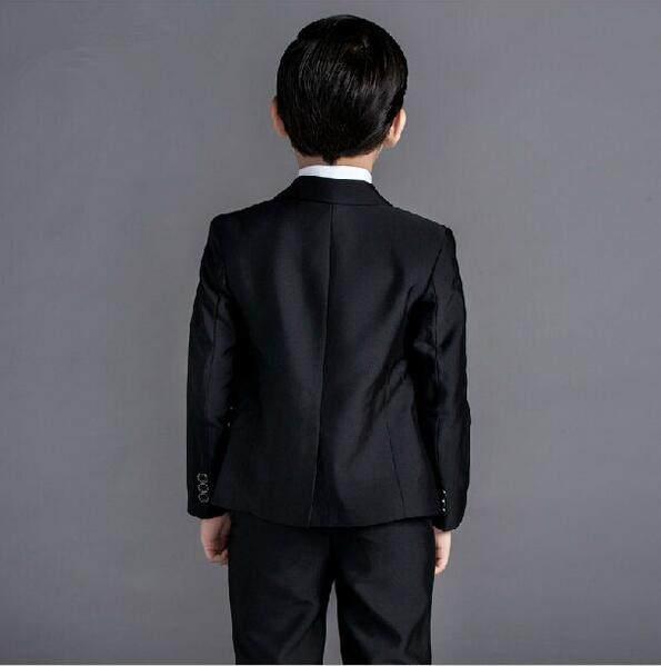 Online Shop fashion baby boys kids blazers boy suit for weddings ...