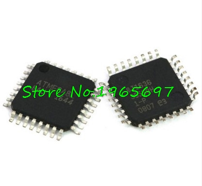 2pcs/lot ATMEGA8L 8AU ATMEGA8A AU ATMEGA8L ATMEGA8A ATMEGA8 QFP 32 In Stock-in Integrated Circuits from Electronic Components & Supplies