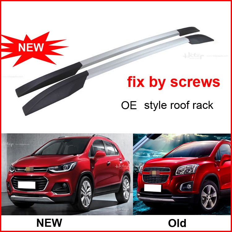 Roof Rail Roof Rack Luggage Bar For Chevrolet Trax 2017