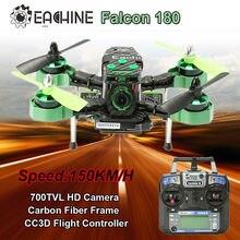 Free shipping! Falcon 180 FPV RTF RC Racer Quadcopter Drone CC3D FC 700TVL HD Camera