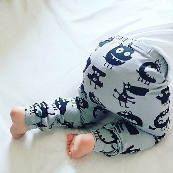 baby girl clothes newborn clothes gifts baby girl leggings Rainbows baby leggings baby boy clothes baby harem pants baby boy leggings