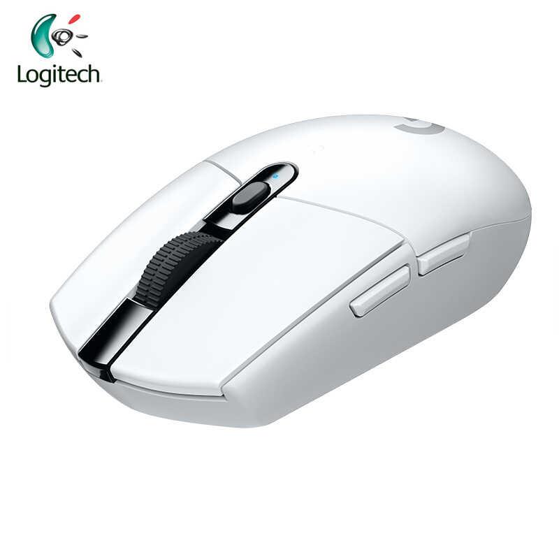 2018 новейшая игровая мышь с датчиком героя 12000 точек/дюйм 400ips AA батарея беспроводная мышь для Windows Mac