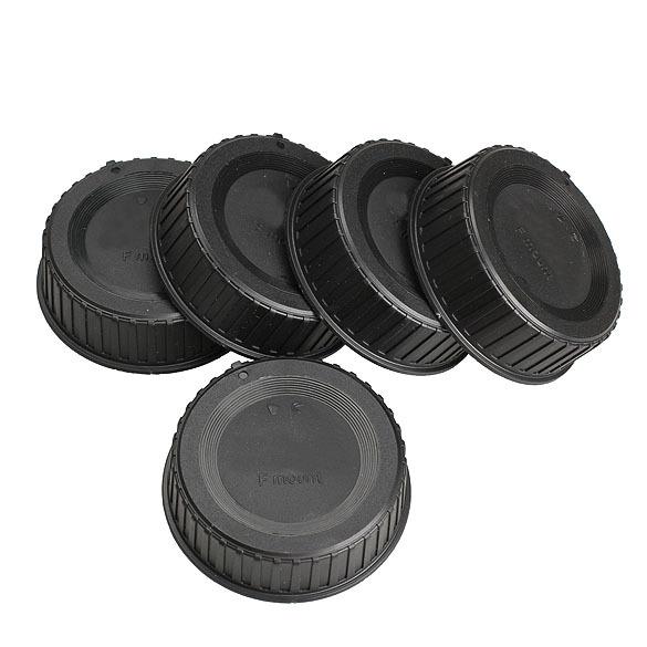 5pcs/lot Rear Lens Cap Cover Protector for Nikon AF AF-S DSLR SLR Camera LF-4 Lens Anti-Dust Lens Protective