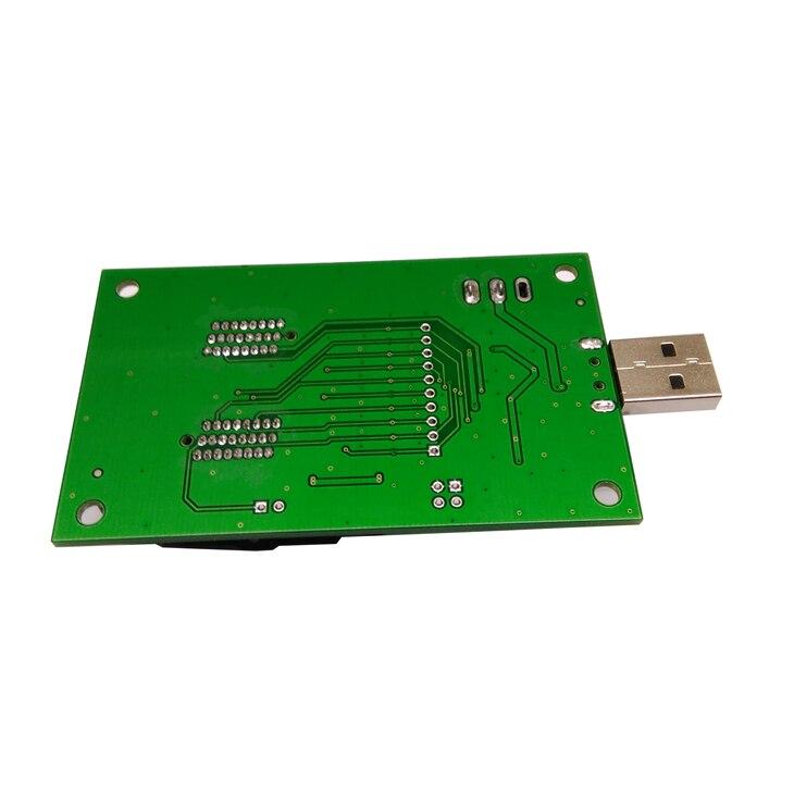EMMC153 169 EMCP162 186 EMCP221 série testeur de prise de puce lecteur de programmeur USB port récupération de données kit de bricolage électronique outil de téléphone - 3