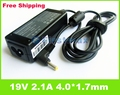 19V 2.1A 40W AC power adapter supply for HP Mini 110 210 1000 1100 for Compaq Mini 700 charger