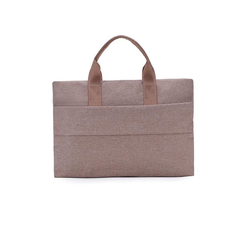 Fashion Handbag Briefcase For Apple Dell Toshiba Samsung Lenovo Portable Notebook Tablet Bag Waterproof Sac Main Femme