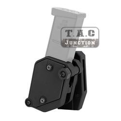 Ipsc Magazine Holster Uspsa Idpa Mag Pouch Carrier Tactical Multi-Angle Aanpassing Snelheid Concurrentie Schieten Mag Houder