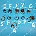 Puxadores para móveis Hardware Gaveta Gota Anel knob Tone Bronze/Antigo Gota Anel Puxe para a Gaveta, gabinete