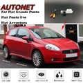 AUTONET HD Nachtsicht Backup Rückansicht kamera Für Fiat Grande Punto Fiat Punto Evo Fiat Avventura 3D 5D fließheck
