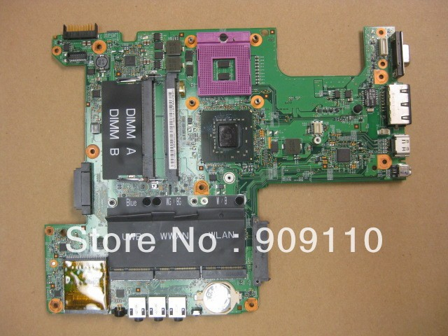1525  integrated  motherboard for  laptop 1525 48.4W002.031 OKY749  full test