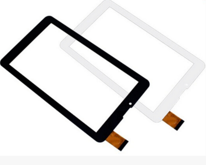 New 7'' inch Tablet PC Capacitive Touch screen digitizer panel ZJ-70128B JZ 30pin Cable Glass Sensor Replacement Free Shipping black color touch panel for 7 inch tablet pc mglctp 701271 touch screen panel digitizer sensor