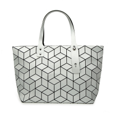 Fashion Diamond Women Bao Bao Bags Geometry Quilted Baobao Handbag Female Geometric Casual Tote Lady Shoulder Bag Top-Handle Bag
