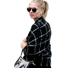 Scarf Women High quality Tartan scarves Tartan Plaid Scarf Beige Cozy Checked Blanket Oversized Wrap Shawl