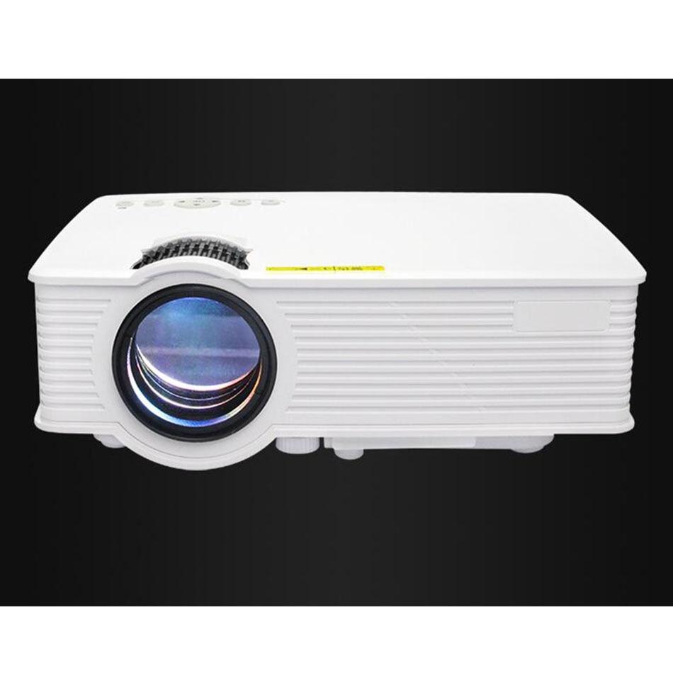 GP9 2000 Lumens LED Projetor Full HD 1080P Portable USB Cinema Home Theater Pico LCD Video Mini Projector Beamer GP-9 Projectors
