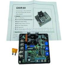Будьте уверены в покупке! Универсальный 3 фазы дизельный генератор Запчасти бесщеточным Мотором автоматические Напряжение регулятор GAVR 8 генератор AVR GAVR-8A