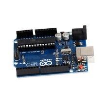 Компьютерные Аксессуары UNO R3 ATMEGA16U2 Развития Борту С Usb-кабель Для Arduino