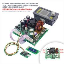 цена на DPS5015 Voltmeter Ammeter Constant Current Programmable Power Amplifier Module Bluetooth 6-60V 0V-50V 0-15A