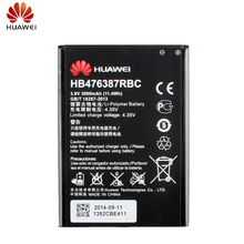 HuaWei Original HB476387RBC Battery For Huawei Honor 3X Pro B199 G750 Genuine Replacement Phone Battery 3000mAh аккумулятор для телефона craftmann hb476387rbc для huawei honor 3x ascend g750 glory 4 honor 3x pro b199