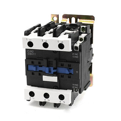 цена на 36V 50/60Hz Coil 1NO+1NC CJX2-8011 Model Motor Control AC Contactor 125A 660V