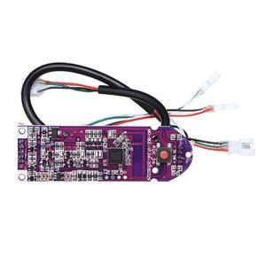 Image 5 - リチウム電池回路マザーボード含むコントローラダッシュボードヘッドライトテールライトブレーキクランクのアクセラレータ M365 スクーター