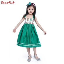 Seartist Baby Girl Fashion Dress Girls Princess Vestidos Dresses Casual Clothes Dropshipping 2019 New 30