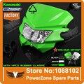 Motocicleta Universal Faro encaja kawasaki KLX110 250 660R 660X XT WR 450F 250F 250R 250X Dirt Bike Motocross Envío Libre