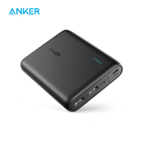 Anker PowerCore 13000,2 Port Ultra Portable Phone Charger Power Bank with PowerIQ and VoltageBoost Technology for iPhone etc