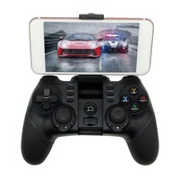 Portable Size Wireless Bluetooth Game Pad Game Controller Smartphone Joystick Suitable for PS3 for Android Phones Gamepad For pc