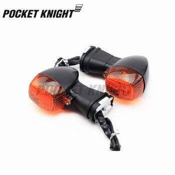 Front Blinker Licht Anzeige Lampe Für KAWASAKI ZXR250 ZXR400 ZXR750 ZXR KLE 250/400/500 ZRX1200R ZRX1200S Motorrad