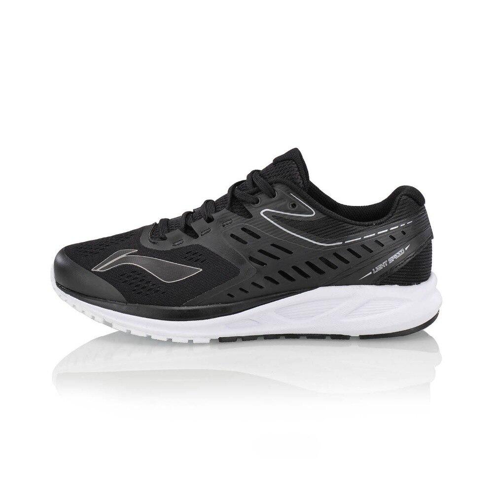 Li-ning femmes chaussures de course FLASH Anti-glissant doublure respirante confort coussin baskets chaussure de Sport portable ARHN022 XYP676 - 3