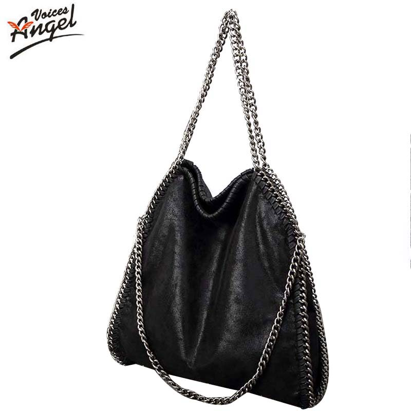 Lowest Price Women Messenger Shoulder Bags PU Falabellas Hobo Clutch Chains Even