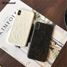 Mickey Mouse 3D Phone Case for iPhone 7 8 Plus X XR XS Max