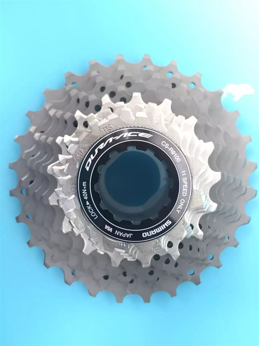 Original DURA ACE 9100 CS-R9100 HG Cassette Sprocket (11-speed) Road Bicycle Freewheel велосипед specialized s works venge dura ace 2015