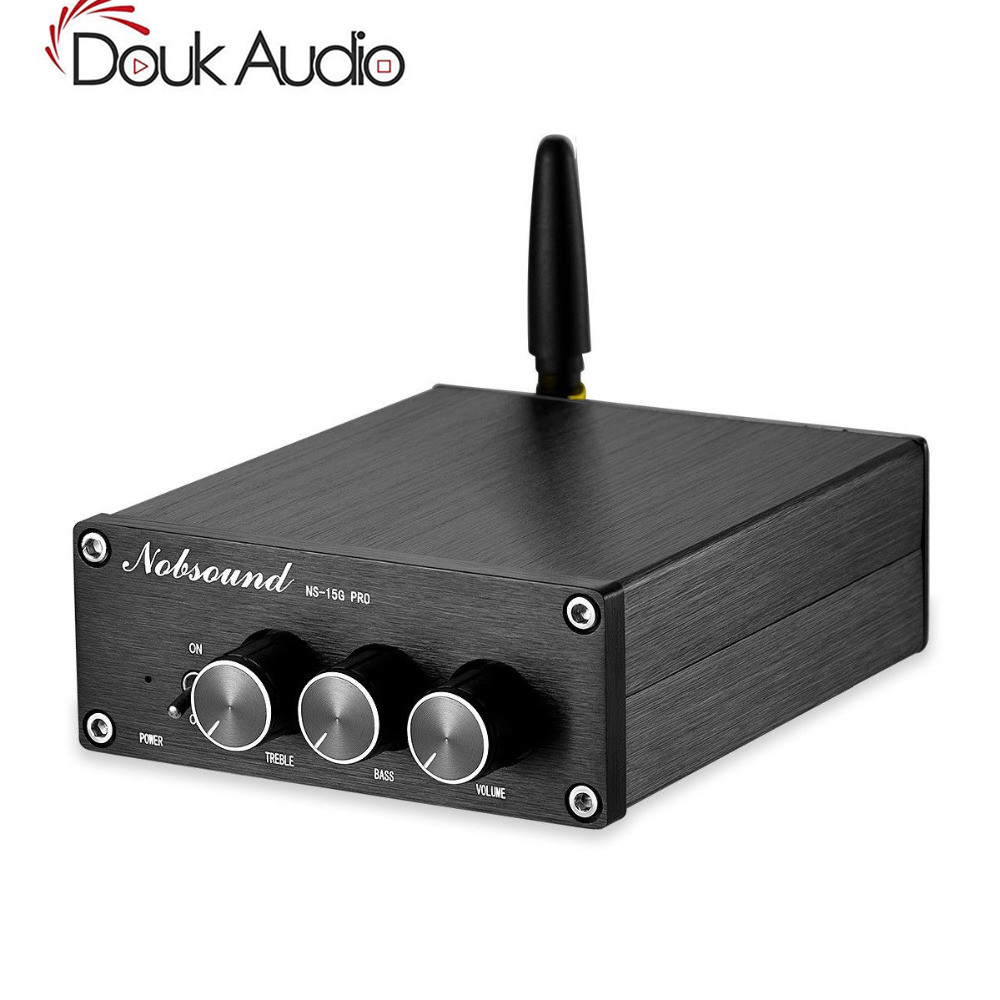 Douk audio Mini Bluetooth 5.0 TPA3116 Digital Audio Amplifier HiFi Class D Stereo Power Amp PCM5102A Decoding DAC 100W*2Douk audio Mini Bluetooth 5.0 TPA3116 Digital Audio Amplifier HiFi Class D Stereo Power Amp PCM5102A Decoding DAC 100W*2