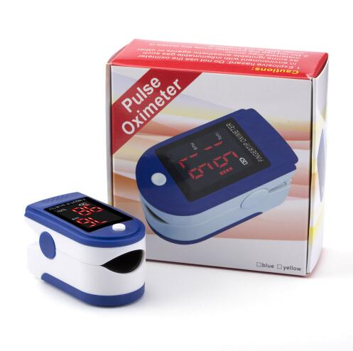 Newest Health Care Finger Pulse Oximeter Fingertip Blood Oxygen SPO2 PR PI Oxime