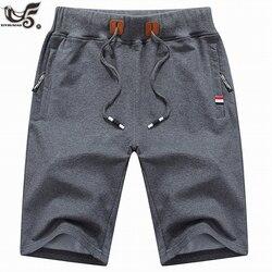 Novo calções de verão dos homens calções de praia algodão casual outwear esportes ginásio joggers correndo masculino shorts homme marca roupas