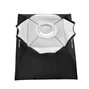 Image 5 - Godox caja de luz Bowens de 60cm x 90cm, difusor de luz para estudio fotográfico, Flash estroboscópico Speedlite