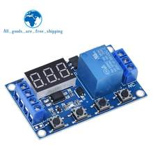 1 Channel 5V Relay Modul Time Delay Relay Modul Trigger OFF/Pada Switch Waktu Siklus 999 Menit arduino Relay Papan Rele(China)