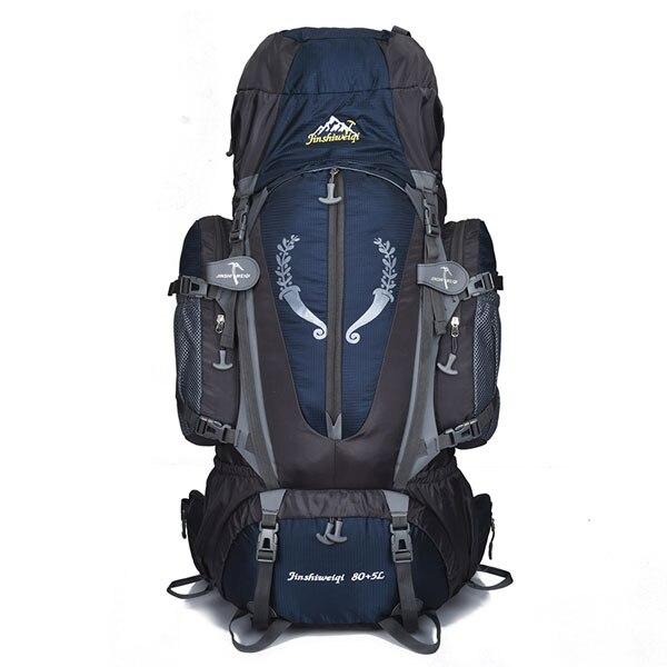 Large 85L Big Capacity Rucksacks Camping Waterproof Sports Bags Outdoor Backpack Travel Multi-purpose Climbing Backpacks Hiking цена и фото