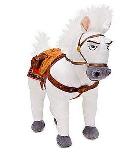 Splątane Maximus pluszowy koń zabawki roszpunka zabawki pluszowe 35 cm
