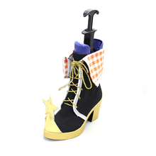 Lovelive Boots Koizumi Hanayo Minami Kotori Cosplay Women's shoes Custom Made Halloween Awaken High Quality 0109 все цены