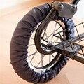 1 pcs Hot Sale Útil as Tampas Da Roda De Carrinho de Bebê Carrinho de Bebê À Prova de Poeira Anti-sujo Dirtproof Pram Stroller Buggy Cochecitos