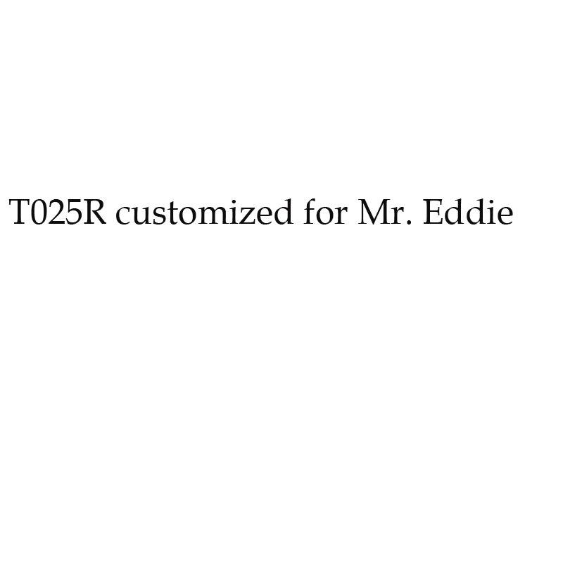 T025R angepasst für Herrn Eddie