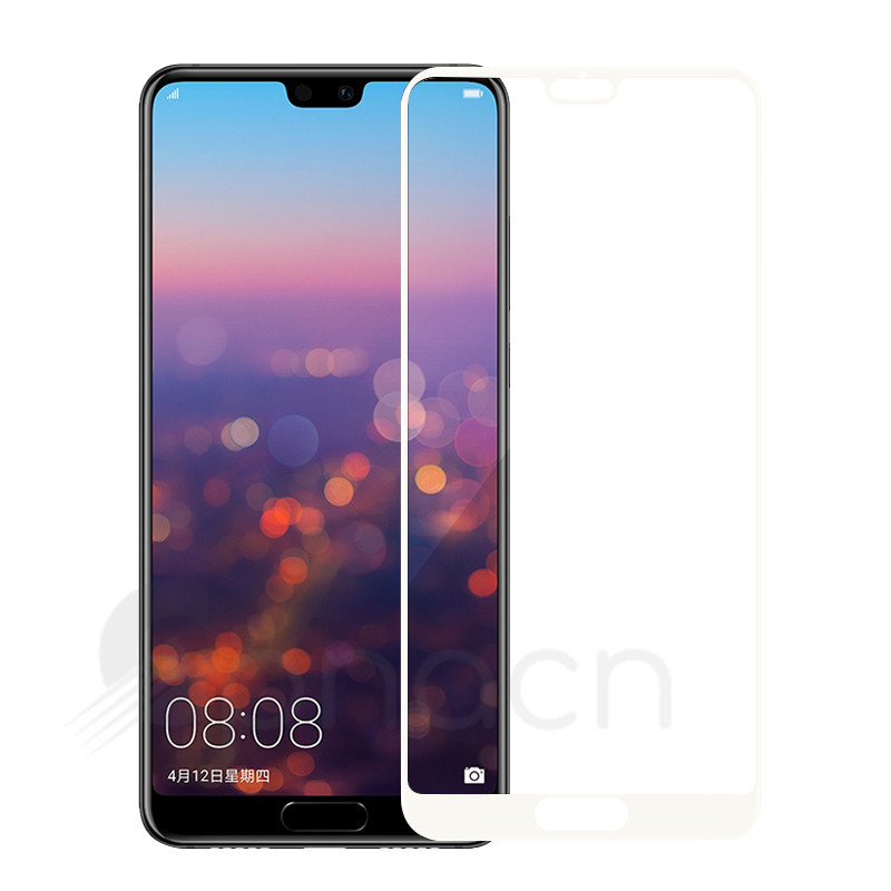 9D Glass on the For Huawei P20 Pro Lite Plus Screen Protector Tempered Glass For Huawei P Smart 2019 Nova 3E 4 Protector Film