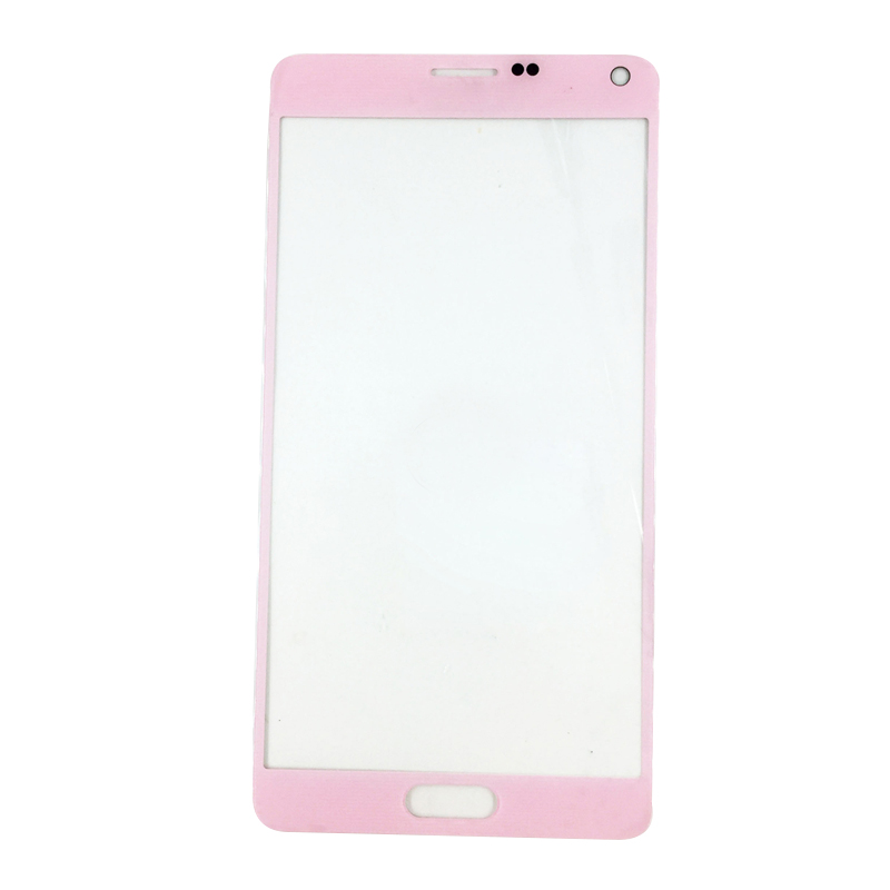 SZMUGUA A+ Top Replacement <font><b>LCD</b></font> Outer Lens Glass Front <font><b>Screen</b></font> Panel For <font><b>Samsung</b></font> <font><b>Galaxy</b></font> <font><b>Note</b></font> <font><b>4</b></font> <font><b>N910F</b></font> N910A N910 Front Glass + Kits image